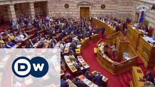 Будущее Греции решит референдум(Премьер-министр Греции Алексис Ципрас призвал граждан страны сказать