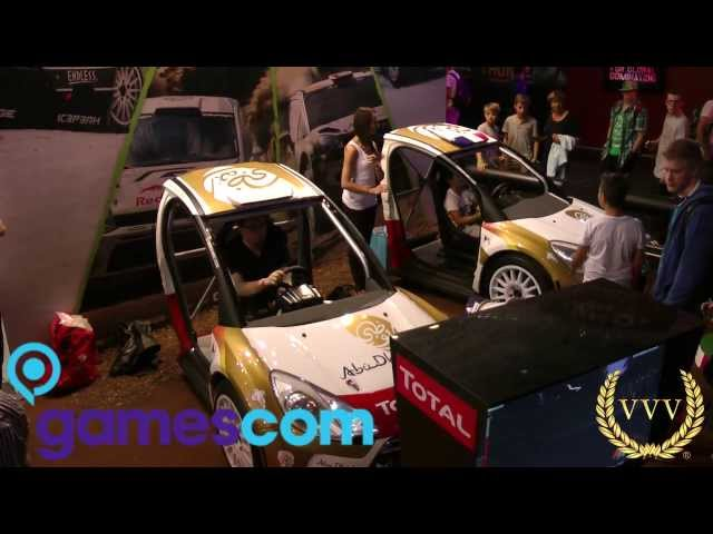 Gamescom: WRC 4 part 2