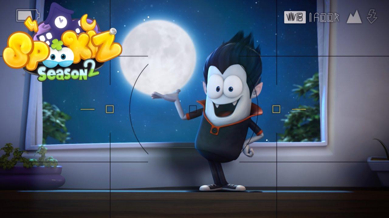 Spookiz 207 Say Cheese Season 2 Episode 7