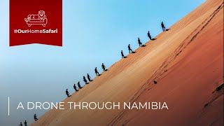 Incredible 4k drone footage of Namibia like never seen before