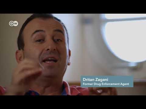 Fighting the cannabis mafia - Albania's drug cartels   DW Documentary