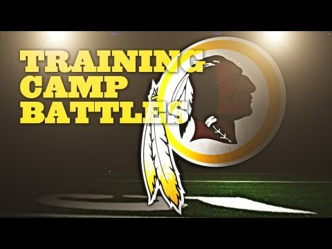 NFL Preseason Video Series: Washington Redskins 2012 Training Camp Battles