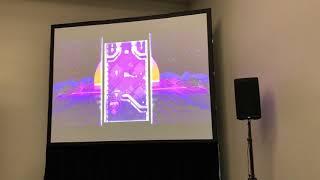SDCC 2018 - Bumblebee Overdrive Arcade Game