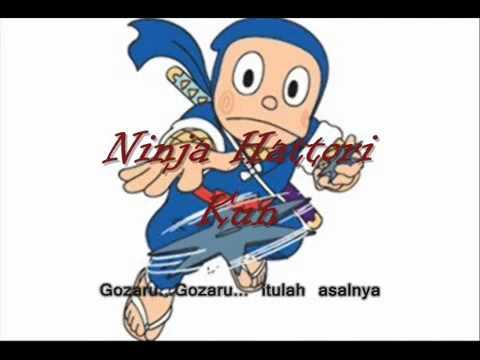 Opening Ninja Hatori Versi Indonesia