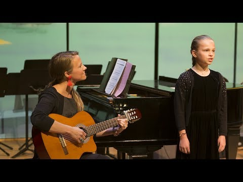 TASIS Arts Festival 2017 (Elementary School Instrumental and