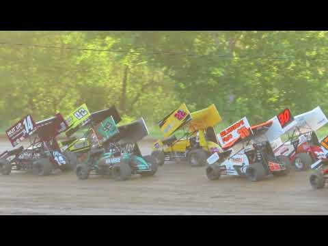 clinton county heat race