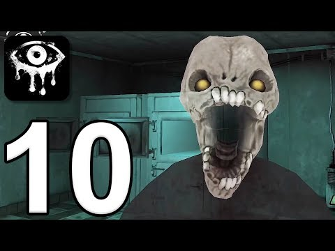 Eyes: The Horror Game - Gameplay Walkthrough Part 10 - New Charlie Story (iOS, Android)