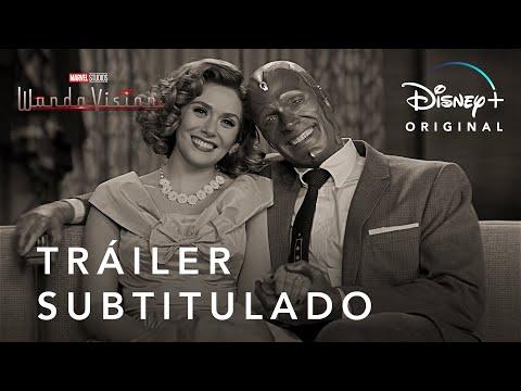 WandaVision | Marvel Studios | Tráiler Oficial Subtitulado | Disney+ lo que tenés que saber de wandavision