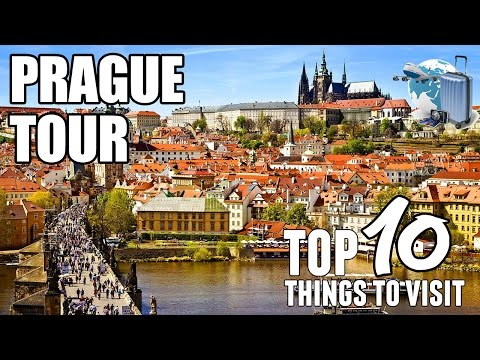 Prague City Tour - Top 10 Things to Visit