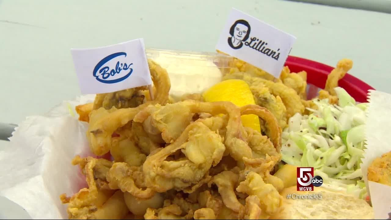 Food Finds: Bob's Clam Hut & Eventide Fenway