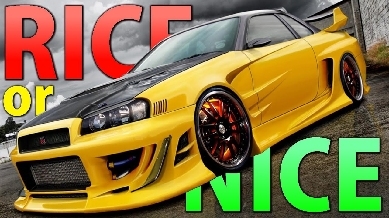 ricer vs musle car List of classic american muscle cars although countries such as brazil, united kingdom and australia have produced their fair share of classic muscle cars america is considered to be the undisputed king of classic muscle cars.