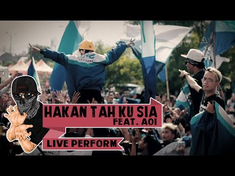 Asep Balon Feat. Aoi - Hakan Tah Ku Sia (Live At 35th Anniversary XTC Indonesia)