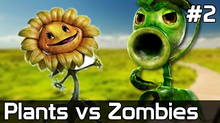 Plants vs Zombies Garden Warfare 2 Po Polsku [#2] OGROMNE jak GTA?