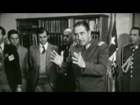 Santiago i Pinochets skugga