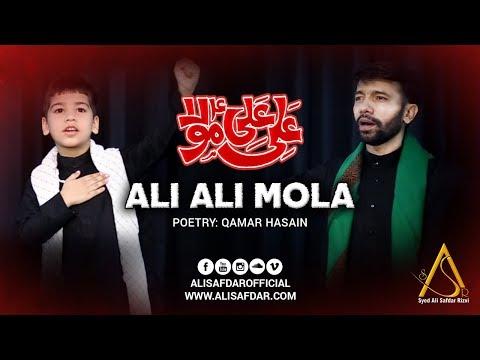 Ali Safdar | Ali Mola Ali Mola | New Noha 2017-18. [HD]