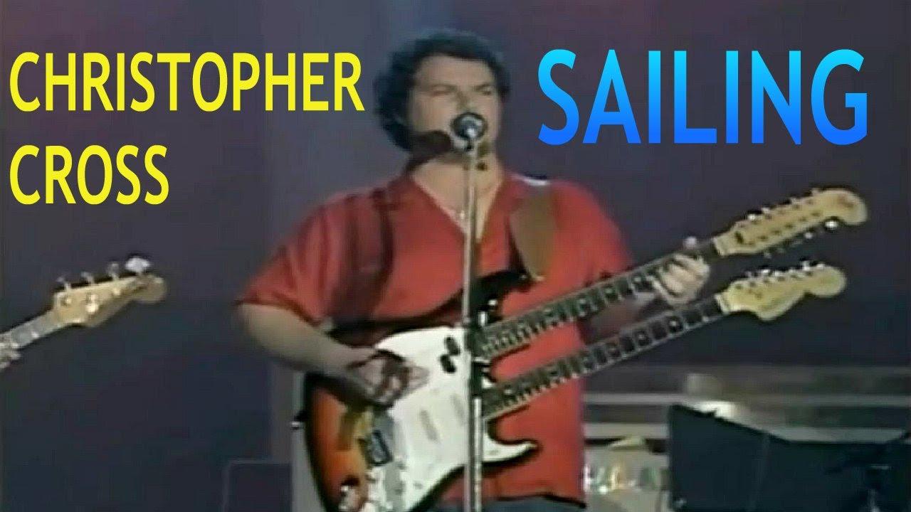 Christopher Cross Sailing Music Video Yacht Rock