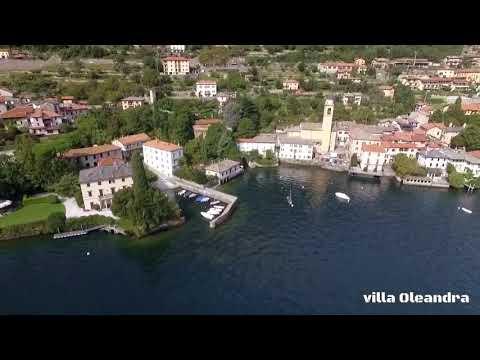 Villa Oleandra Como lake