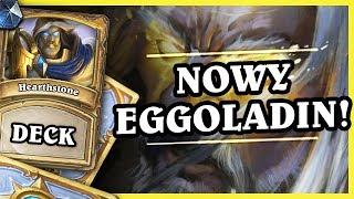 NOWY EGGOLADIN! - EGG AGGRO PALADIN - Hearthstone Deck (Rastakhan's Rumble)