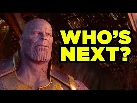 AVENGERS Next Villain After Thanos Explained! (Marvel Phase 4)
