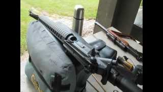 bcm ar15 5 56x45 at 300 yards
