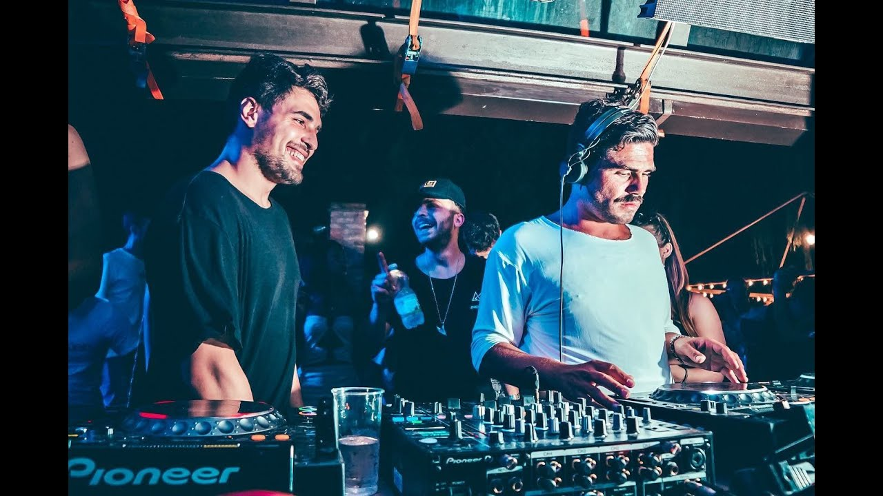DI CHIARA BROTHERS [set mix show live] - Tribute tracks | DJ MACC