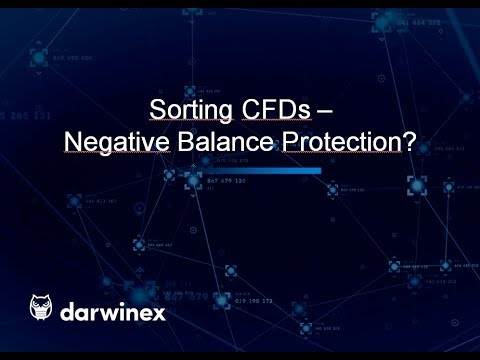 Sorting CFDs - negative Balance Protection?