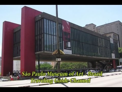 São Paulo Museum of Art - Brazil - Visit Brazil - Travel to Brazil - World cup 2014 in brazil