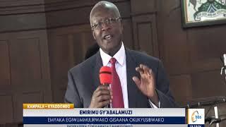 Emirimu Gy'abalamuzi, Emyaka Egiwummulirwako Gisaana Okukyusibwako