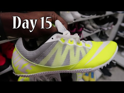DIRT CHEAP SPRINT SPIKES! - DAY 15