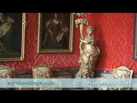 France The City of Versailles Video by Eurobookings.com