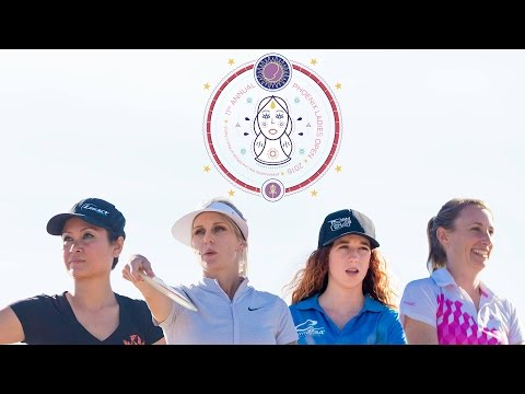 2016 Phoenix Ladies Open - Women's Only Event - Catrina Allen, Ohn Scoggins, Azie Rogers, Zoe Andyke