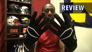 Cutters S60 ShockSkin Gamer Review (Football Gloves) - Ep. 129