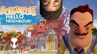 What's Inside!? | Hello Neighbor (scratch Version)