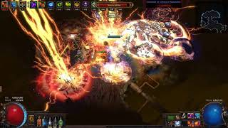 Sunder Build Poe H