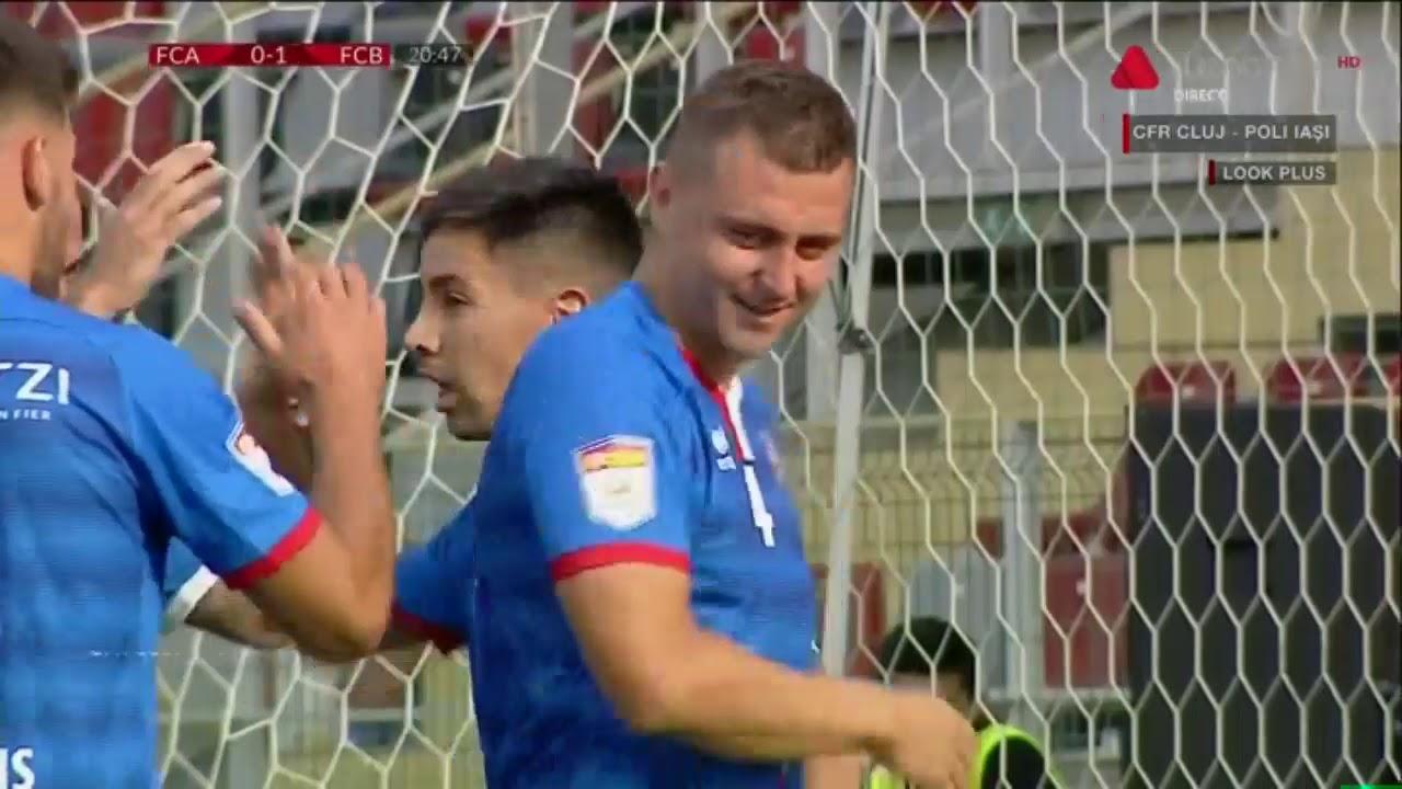 Fotbal – FC Botosani-Astra Giurgiu 0-1  |Botosani Astra