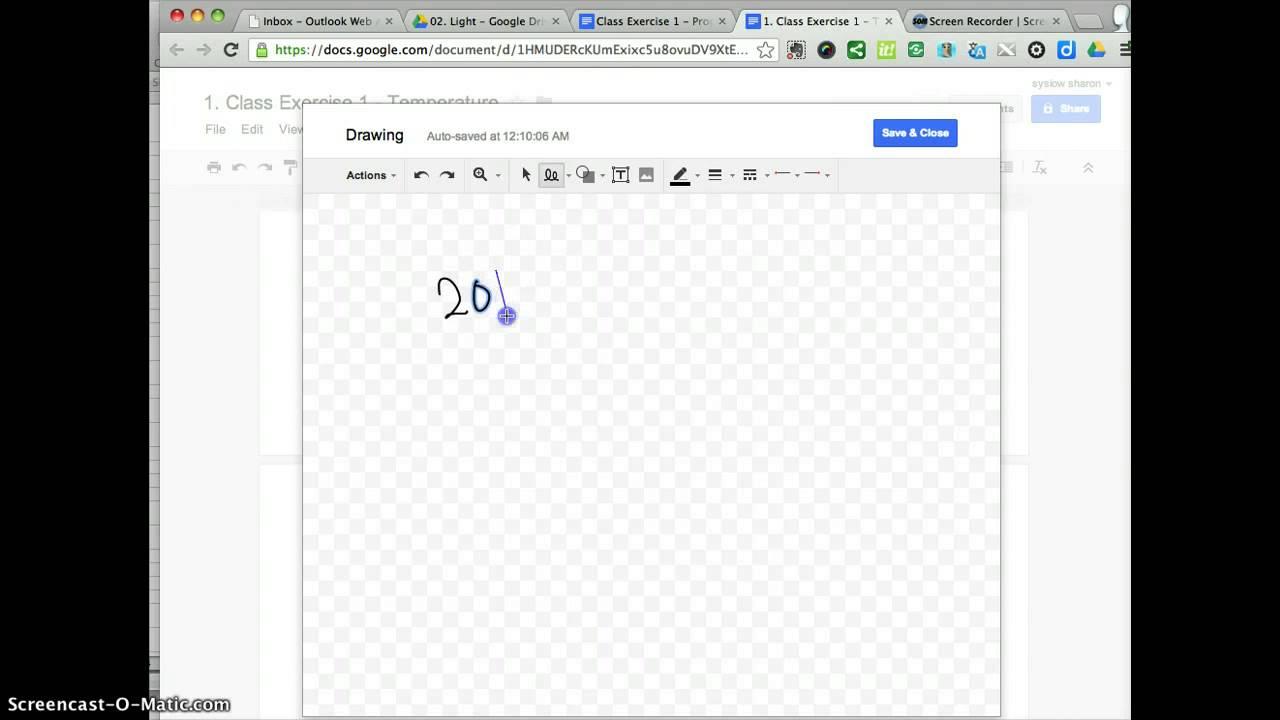 Scribble Online
