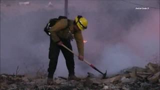 2-Acre Tecate/Potrero Vegetation Fire 10/7/2017