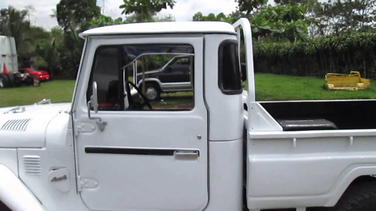 1980 Rare Diesel Hj45 Fj45 Toyota Land Cruiser Pick Up Sold Youtube 1960 77