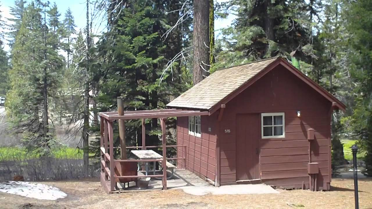 built cabins royalty photo national in log free sequoia hollowed fallen s tree of park hale made image view tharp cabin stock out photography historic