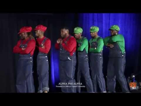 Alpha Phi Alpha WINS 2016 Atlanta Greek Picnic $10,000 Step show (Official Video) #AGP2016