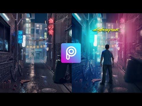 picsart-tutorial-|-how-to-edit-cyberpunk-photo-effect