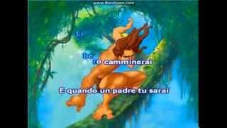 Tarzan Figlio di un uomo - karaoke.mp3