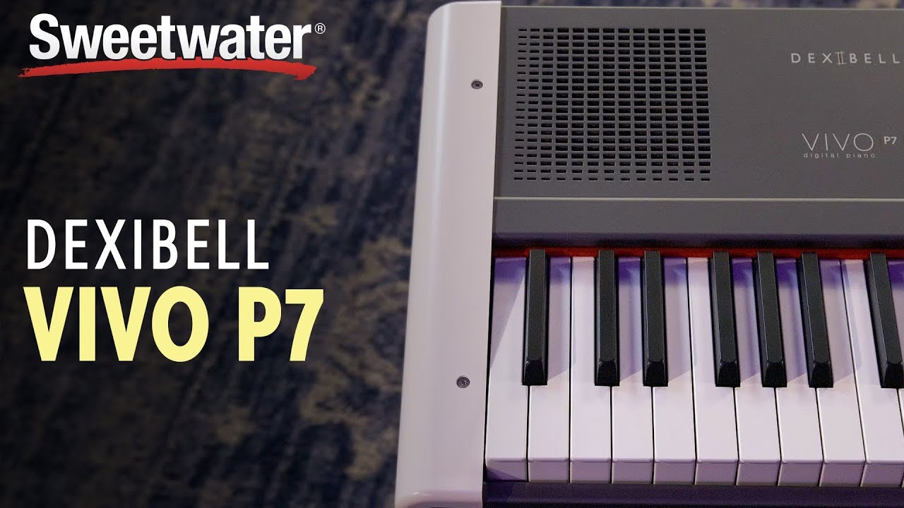 Dexibell VIVO SX7 Sound Module | Sweetwater