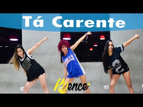 Tá Carente - Nathan Barone ft. Jerry Smith | Coreografia KDence