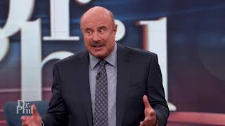 Why Dr. Phil Says It's 'Insane' To Give People Benefit Of The Doubt
