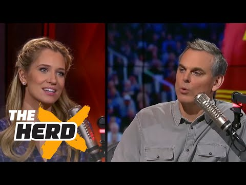 Can a team that doesn't hit a ton of threes win the 2017 NBA title? | THE HERD