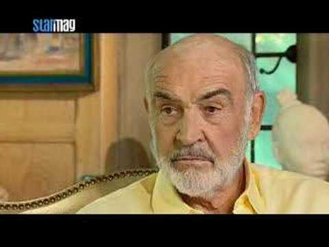 Sean Connery... fin de carrière