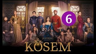 Ko'sem / Косем 6-Qism (Turk seriali uzbek tilida)