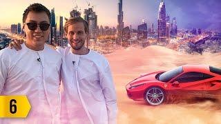 Выпуск 6. Ferrari 488 застряла в песках. Русские бизнесмены в Дубай. Полицейские и Rolls Royce(Друзья, это первая часть наших Дубайских приключений. Мы вложили много сил и энергии для того, чтобы сделать..., 2016-12-08T16:46:11.000Z)