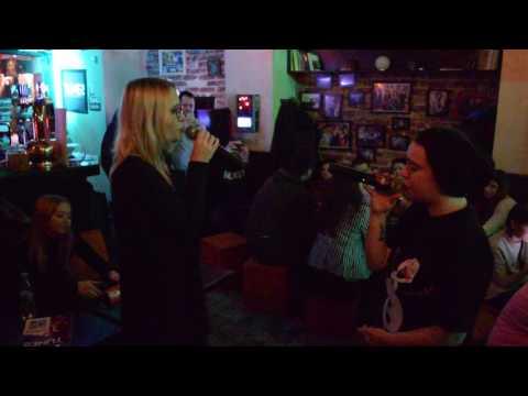 Jan 14th Nebun de alb Karaoke at Tunes Pub Bucharest